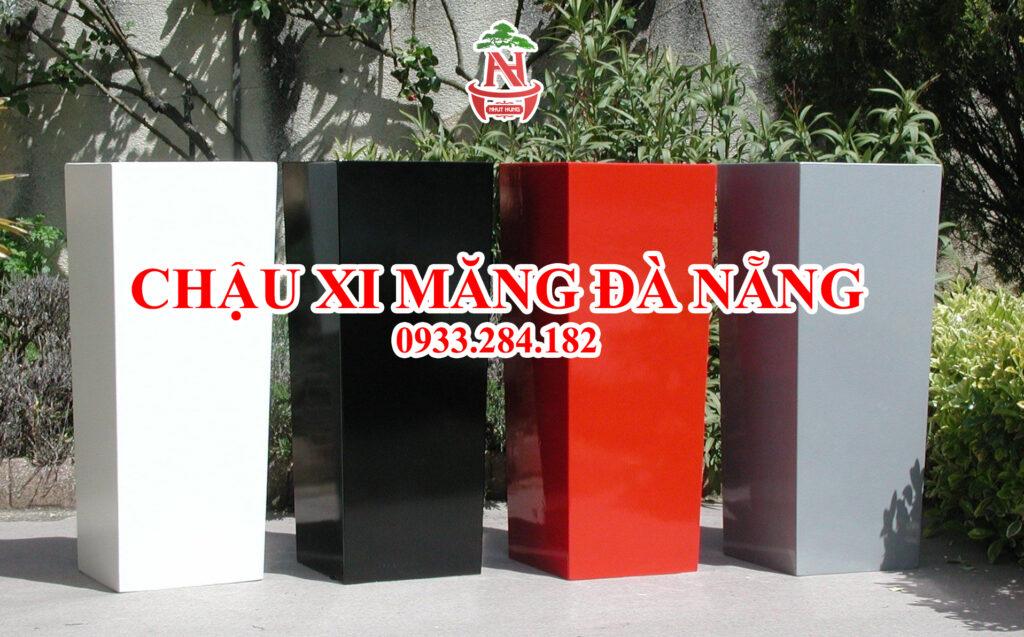 Chậu xi măng composite Đà Nẵng
